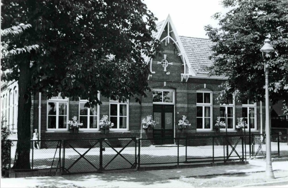 Hoge Boekelerweg 45 School D, D1, later Ribbelerbrinkschool 1930.jpg