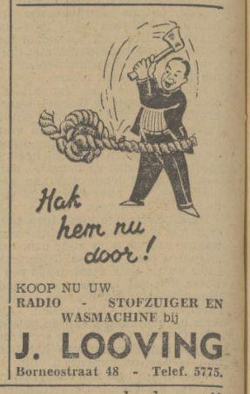 Borneostraat 48 J. Looving advertentie Tubantia 12-10-1940.jpg
