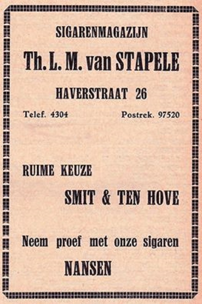 Haverstraat 26 sigarenmagazijn Th.L.M. van Stapele.jpg
