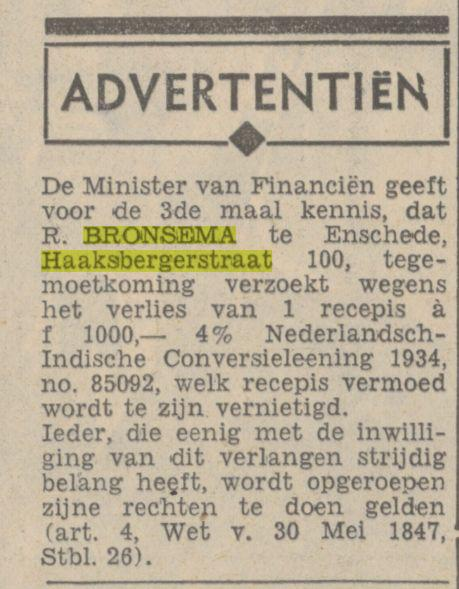 Haaksbergerstraat 100 R. Bronsema advertentie 18-3-1937.jpg