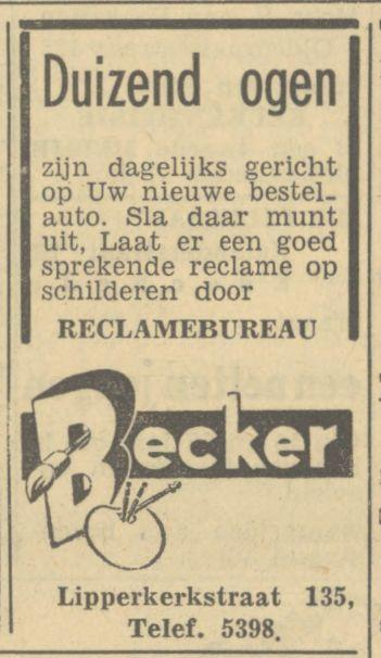 Lipperkerkstraat 135 Becker advertentie Tubantia 20-11-1947.jpg