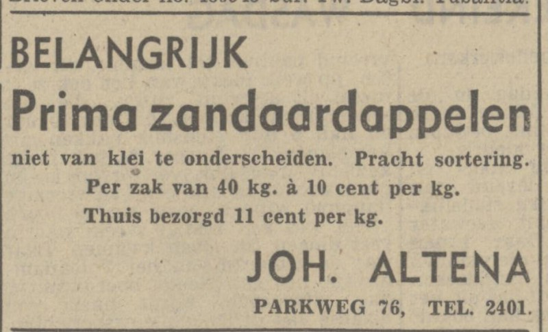 Parkweg 76 Joh. Altena advertentie Tubantia 22-3-1948.jpg