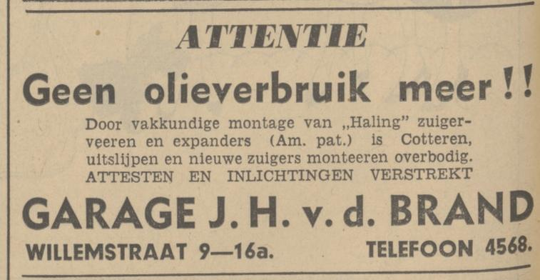 Willemstraat 9-16a garage J.H. v.d. Brand advertentie Tubantia 6-3-1937.jpg
