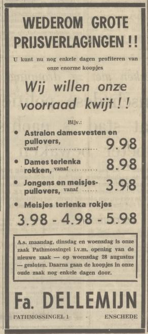 Pathmossingel 1 Fa. Dellemijn advertentie Tubantia 23-8-1968.jpg