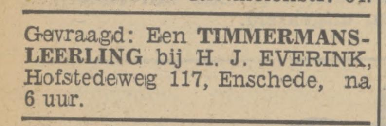 Hofstedeweg 117 H.J. Everink  advertentie Tubantia 19-3-1938.jpg