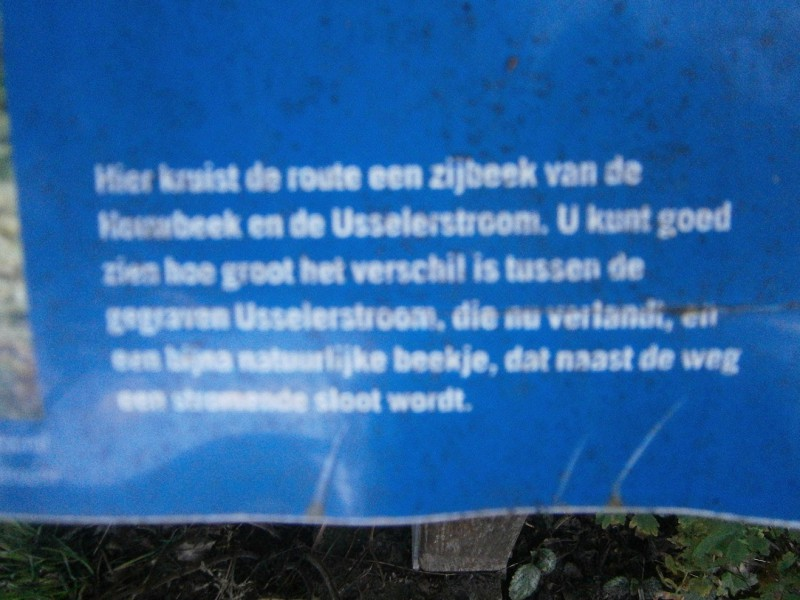 Helmerstraat bord Flamingoroute info Usselerstroom.JPG