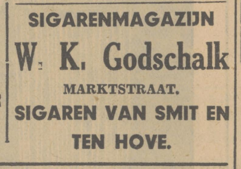 Marktstraat 11B W.K. Goldschalk advertentieTubantia 13-11-1934.jpg